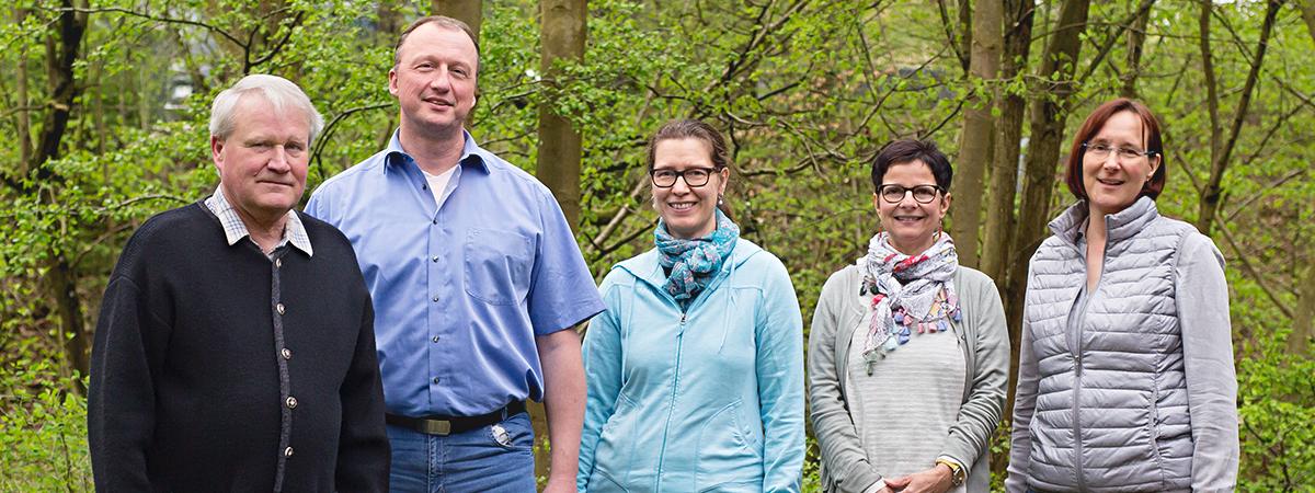 Der Vorstand des Imkerverein Diez & Umgebung